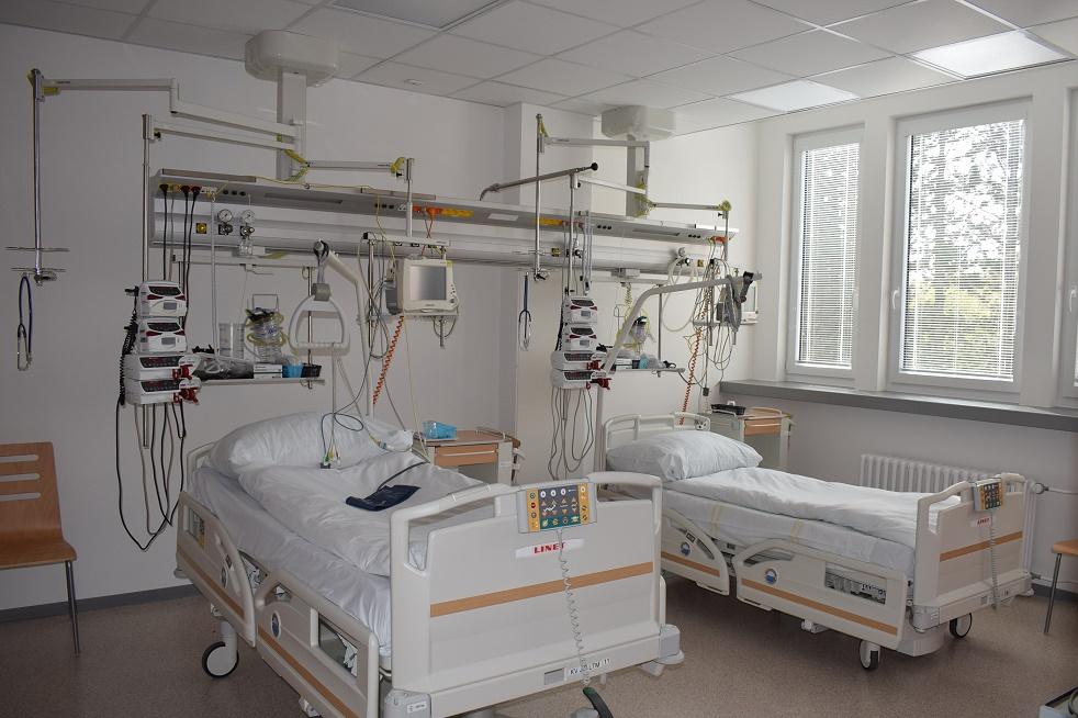 Kardiovaskulární JIP litoměřické nemocnice opět otevřena